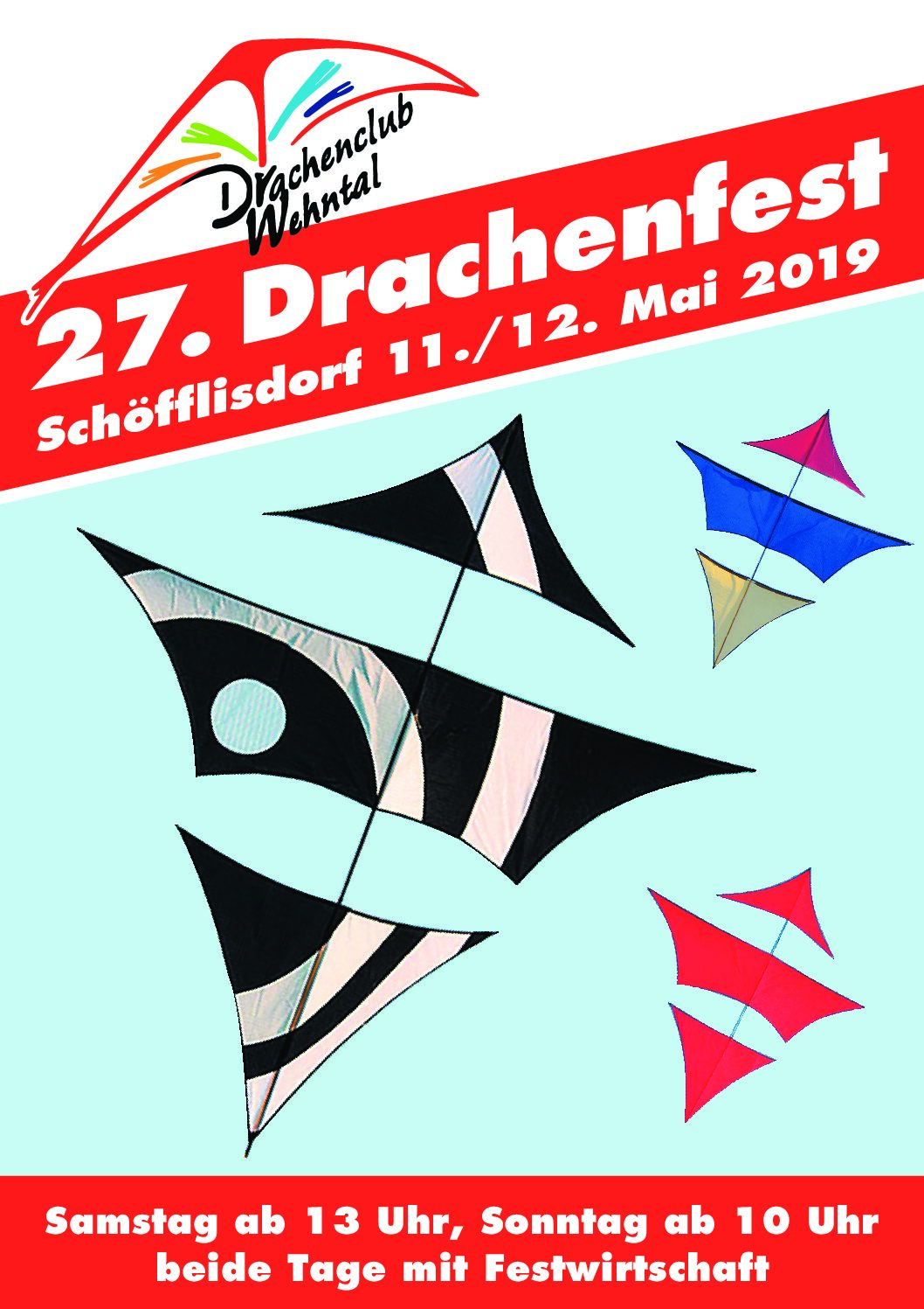 27. Drachenfest